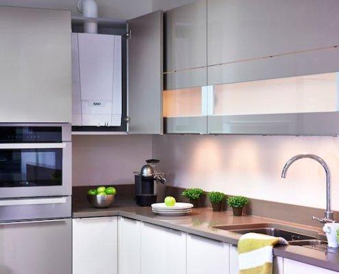 Baxi Boiler-in-Kitchen