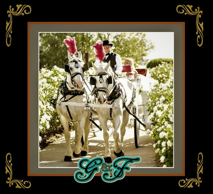 G&F White Horse & Carriage Weddings
