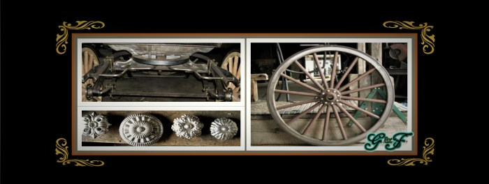 G&F Carriage Wheels, Parts & Service