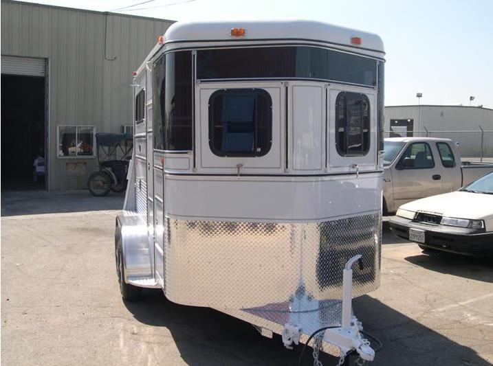 "G&F ""X-King"" 2-Horse Trailer"