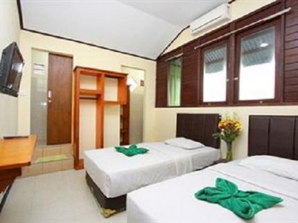 standard-room_green villas hotel