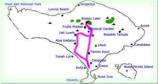 Bedugul-Tanah-Lot-Bali-Tour