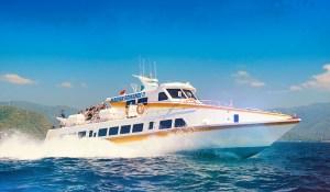 fast boat dari padangbai ke gili