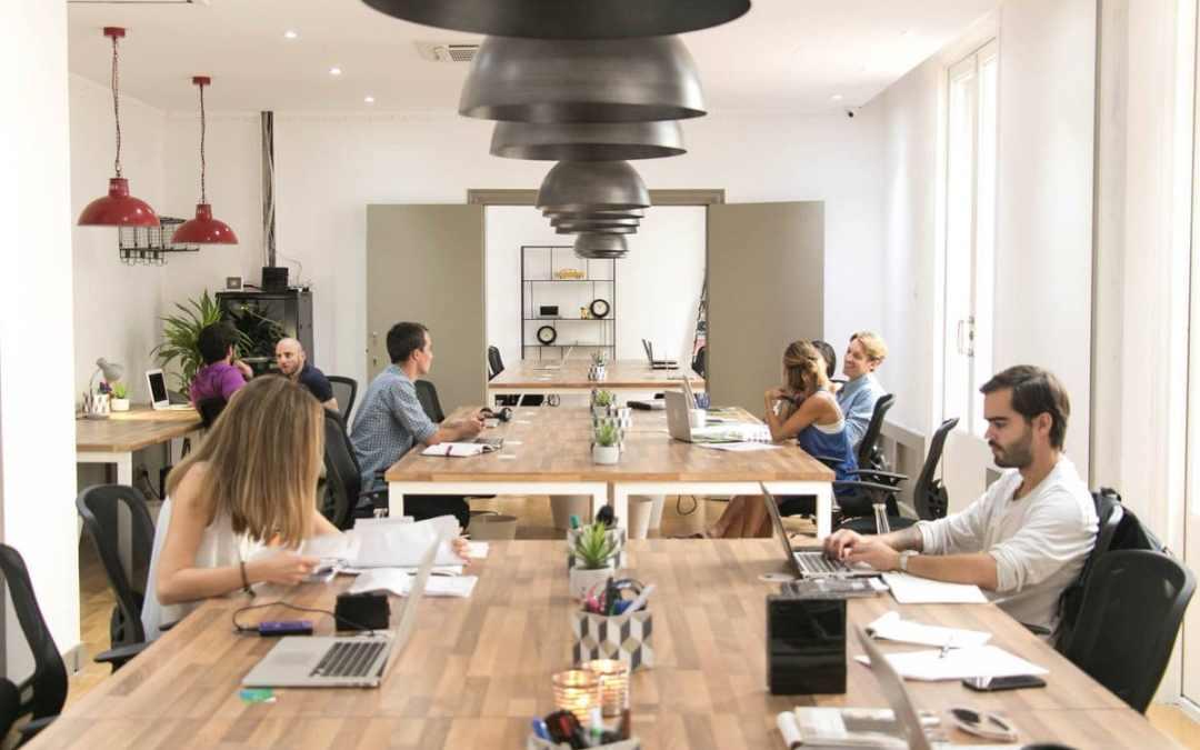 Todo lo que necesitas saber del espacio Coworking