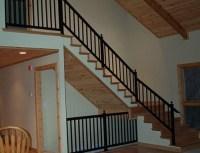 Interior Handrails Wrought Iron Interior Railings [] : Zen ...