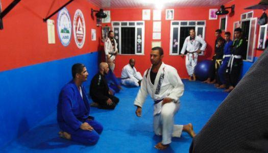 1_10 PTN: CT Jorge Monge recepciona equipe de Gandu em treino interativo de Jiu Jitsu