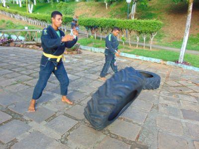 21_3 Academia de Artes Marciais em Gandu promove treinamento funcional