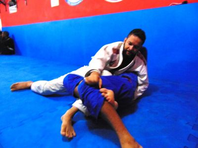 22_4 PTN: CT Jorge Monge recepciona equipe de Gandu em treino interativo de Jiu Jitsu