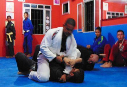 27_1 PTN: CT Jorge Monge recepciona equipe de Gandu em treino interativo de Jiu Jitsu