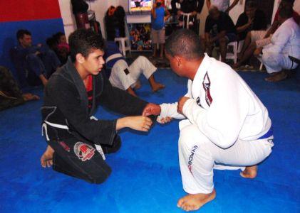 28_1 PTN: CT Jorge Monge recepciona equipe de Gandu em treino interativo de Jiu Jitsu
