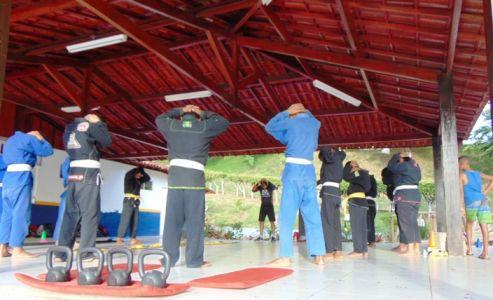 2_9 Academia de Artes Marciais em Gandu promove treinamento funcional