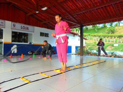 3_7 Academia de Artes Marciais em Gandu promove treinamento funcional