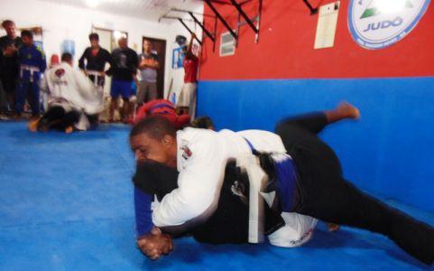 3_9 PTN: CT Jorge Monge recepciona equipe de Gandu em treino interativo de Jiu Jitsu