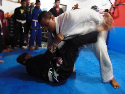 4_9 PTN: CT Jorge Monge recepciona equipe de Gandu em treino interativo de Jiu Jitsu