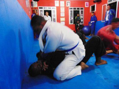 5_9 PTN: CT Jorge Monge recepciona equipe de Gandu em treino interativo de Jiu Jitsu