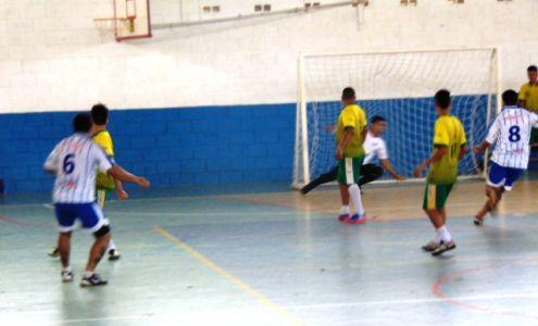 DSC06601 AGEUSP realizou o 1º Torneio Universitário de Futsal em Gandu