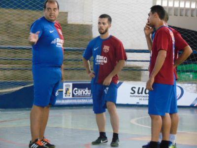 DSC06649 AGEUSP realizou o 1º Torneio Universitário de Futsal em Gandu