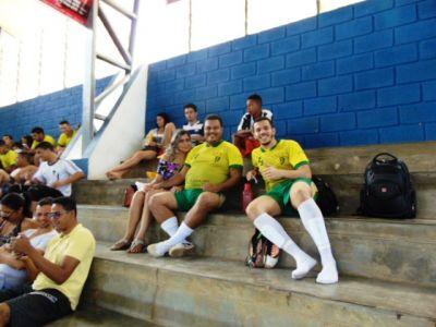 DSC06685 AGEUSP realizou o 1º Torneio Universitário de Futsal em Gandu
