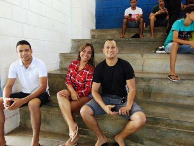 DSC06687 AGEUSP realizou o 1º Torneio Universitário de Futsal em Gandu