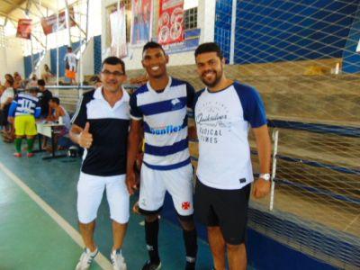 DSC06732 AGEUSP realizou o 1º Torneio Universitário de Futsal em Gandu