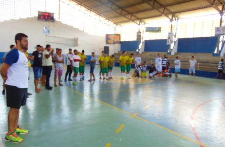 DSC06737 AGEUSP realizou o 1º Torneio Universitário de Futsal em Gandu