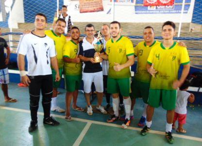 DSC06744 AGEUSP realizou o 1º Torneio Universitário de Futsal em Gandu