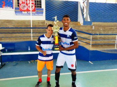 DSC06754 AGEUSP realizou o 1º Torneio Universitário de Futsal em Gandu