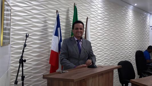Uziel Barreto - Presidente Da Câmara