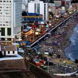 Carnaval injeta R$ 1,5 bilhão na economia da Bahia, aponta governo