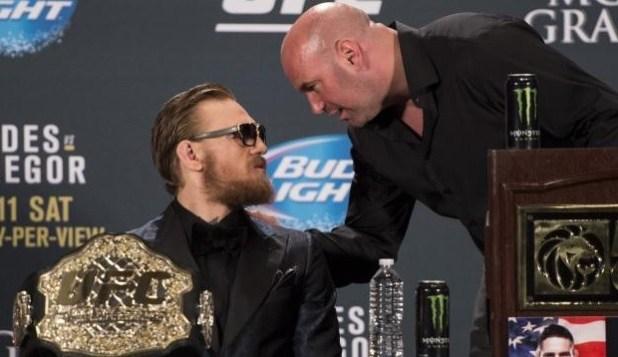 Dana-White-garante-que-pr%C3%B3xima-luta-de-McGregor-ser%C3%A1-no-UFC Dana White garante que próxima luta de McGregor será no UFC