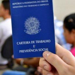 Emprego formal cresce no Brasil após quase dois anos de queda