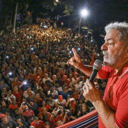 Lula diz que vai matar muita gente de raiva quando liderar pesquisas