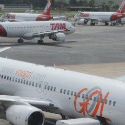 Quatro aeroportos serão leiloados nesta quinta-feira