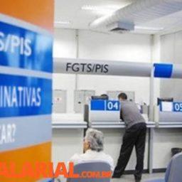 Agências da Caixa abrem mais cedo nesta segunda para saques do FGTS