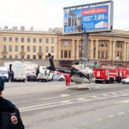Homem-bomba foi responsável por explosão em metrô de São Petersburgo, diz Interfax