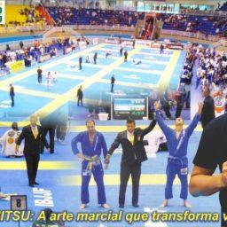 Gandu: Atleta de Jiu Jitsu é parabenizado pela conquista de resultado
