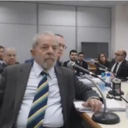 Lula e Moro frente a frente; veja o depoimento completo