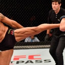 Belfort faz luta apertada no Rio e volta a vencer no UFC depois de um ano e meio