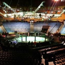 UFC reserva ginásio do Ibirapuera para evento no dia 28 de outubro, em SP