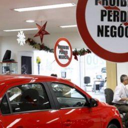 Vendas de veículos sobem 16,8% em maio, diz Fenabrave