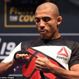 Após derrota no UFC Rio, Aldo cai seis posições no ranking peso-por-peso