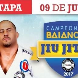 6ª Etapa do Campeonato Baiano de Jiu Jiutsu. Dia 09/07 em Lauro de Freitas