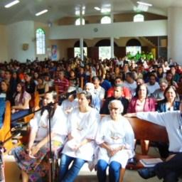 Aniversário de Gandu é comemorado com Missa em Ação de Graças