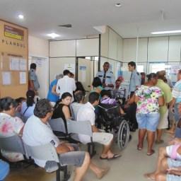 Mais de 90% dos municípios baianos investem abaixo da média nacional na saúde