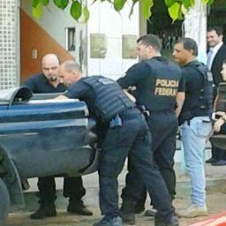 PF realiza operação na Bahia contra fraudes em licitações