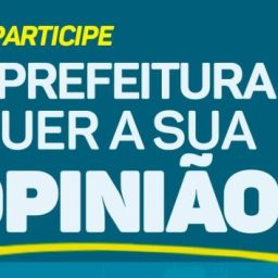 Gandu: Pesquisa de avaliação do governo municipal do prefeito Léo de Neco.