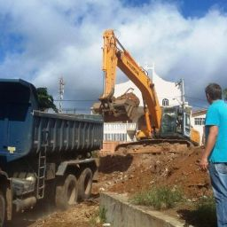 Gandu: Prefeitura retoma as obras de reforma da Praça São José