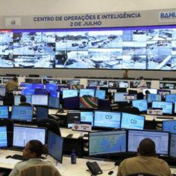 Redução do tempo resposta policial é destaque em um ano do Centro de Operações
