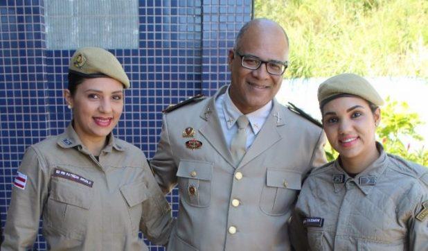 60ª CIPM em Gandu realizou solenidade para troca de comando