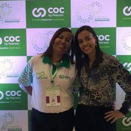 Gandu: Diretora do CEAS participou da CONVENÇÃO DE MANTENEDORES do Sistema COC 2017